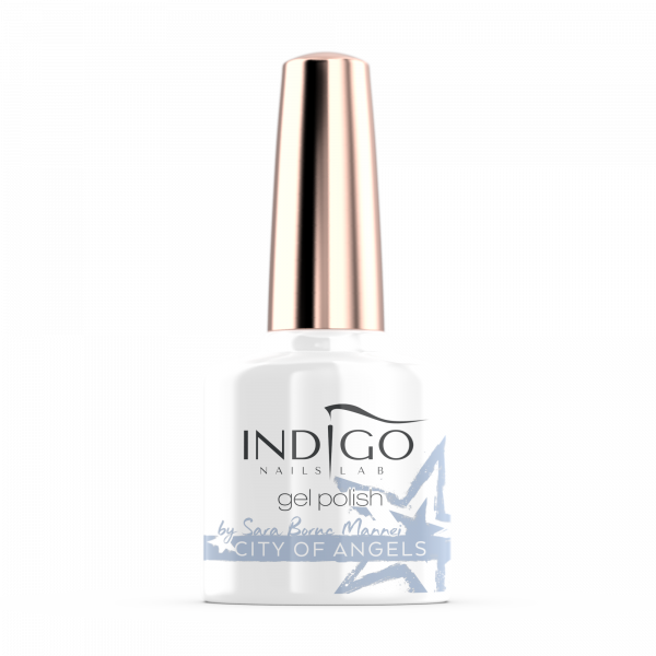 City of angels 1 Indigo-Nails